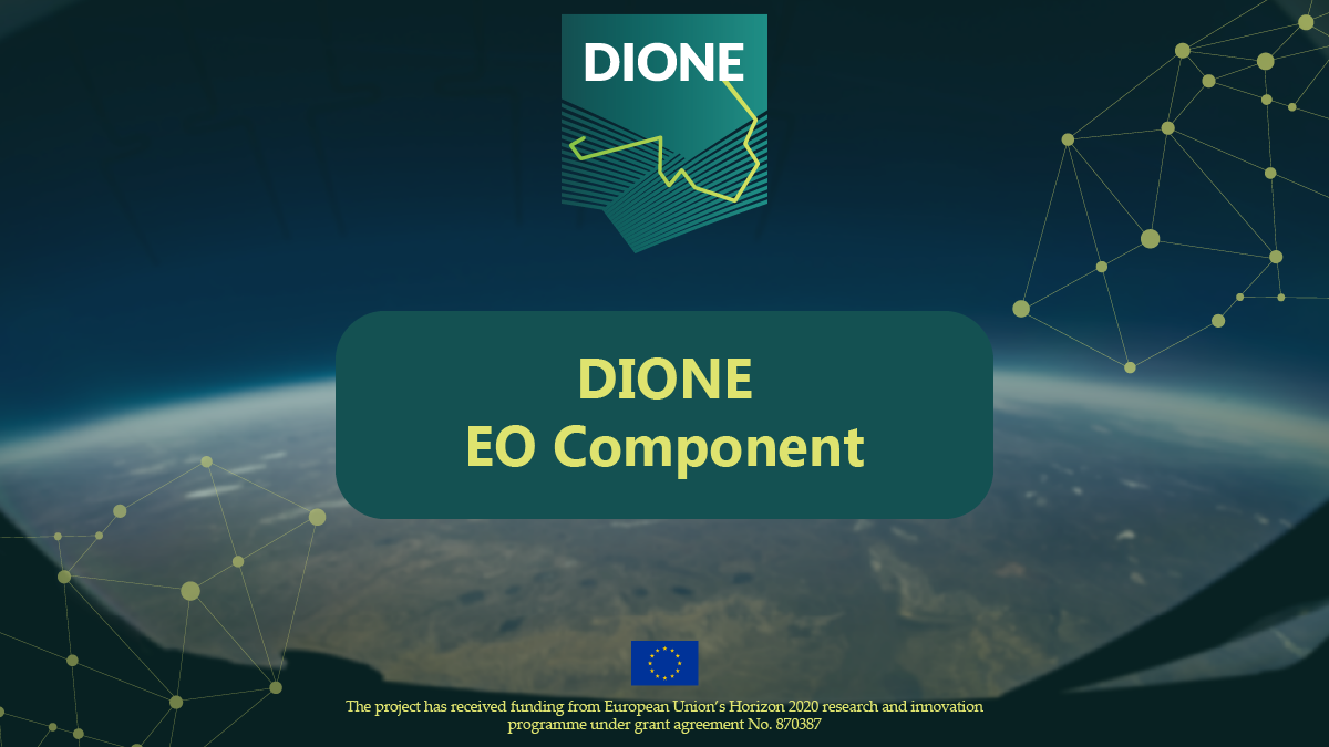 DIONE EO Component service
