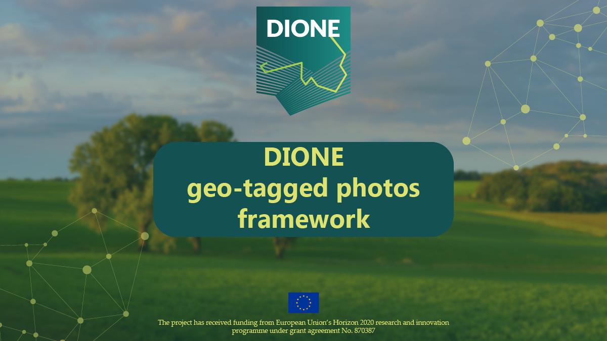 DIONE Geo-tagged photos