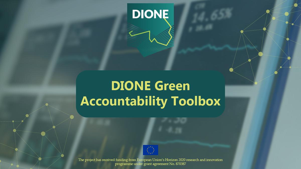 DIONE Green Accountability Toolbox