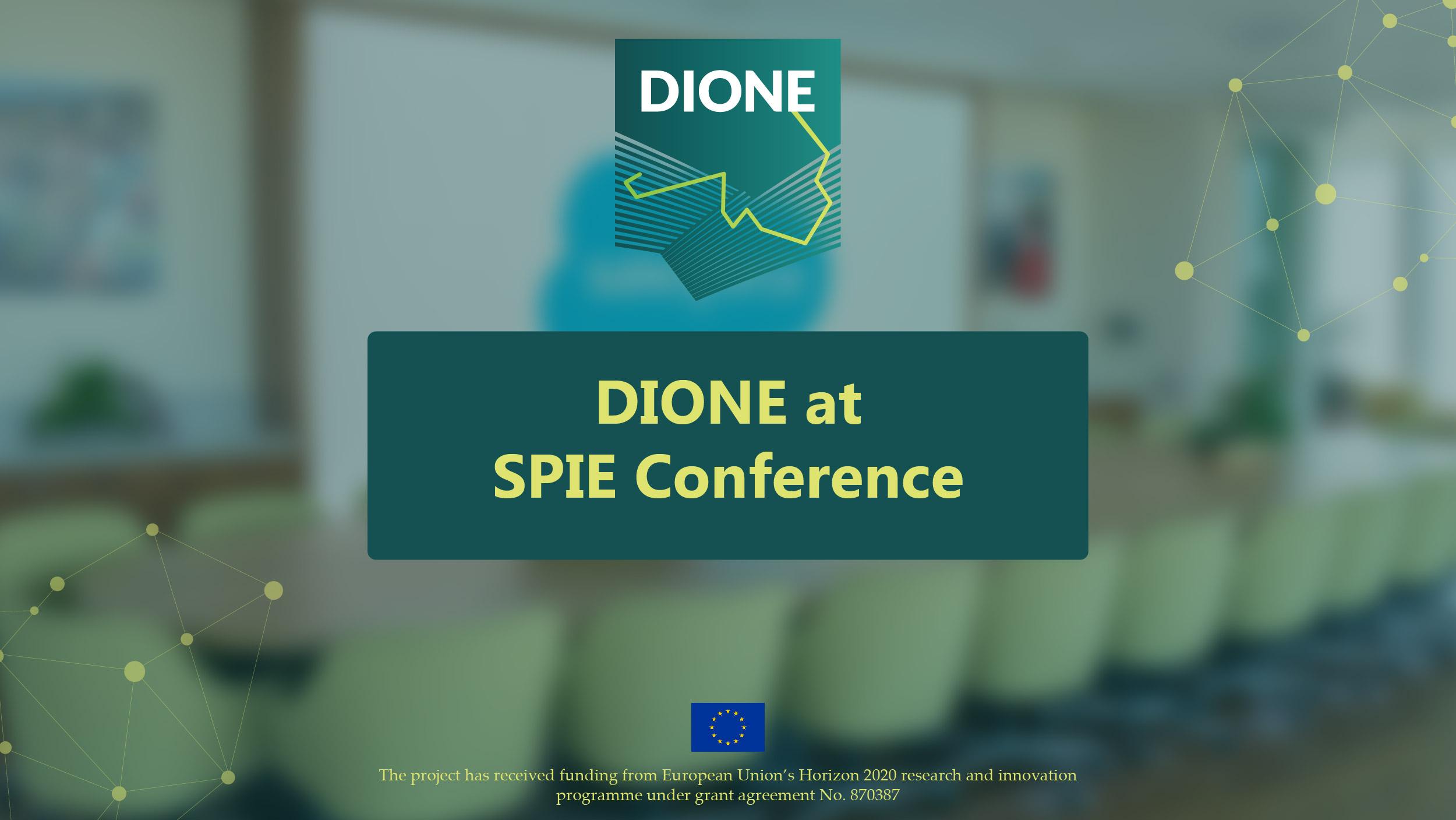 DIONE at SPIE