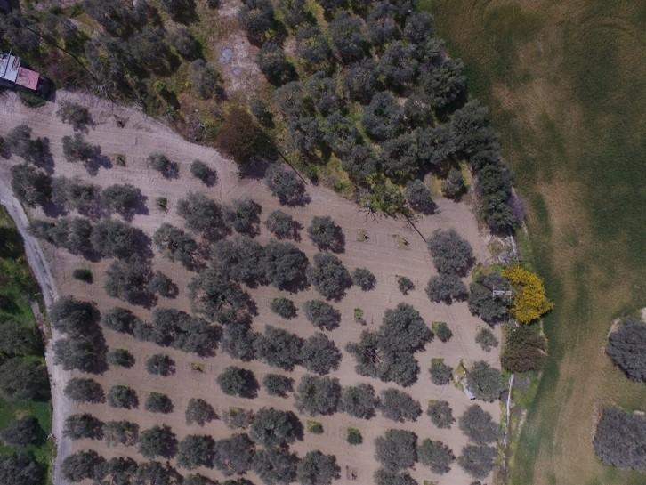 Drone image received in Khirokitia area